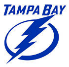 Tampa Bay Lightning NHL Hockey Decal Sticker Self Adhesive Vinyl $4.5 USD on eBay