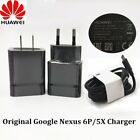 Original Huawei Google Nexus 6P Fast Charger 5V/3A QC3.0 Adapter& Type-C Cable