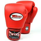 twins sparring gloves - Twins Boxing Gloves Red BGVL-3 Muay Thai Sparring Kickboxing MMA Training K1