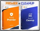 Avast Premier 2017 Antivirus License Key 3 Years + Avast Cleanup 10 Years