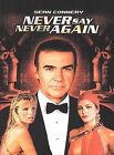 Never Say Never Again (007) No scratches, Insert! ~Sean Connery~ Widescreen $10.0 USD
