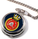 HMS Aisne Full Hunter Pocket Watch