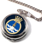 HMS Albion Full Hunter Pocket Watch