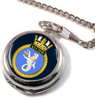 HMS Alcide Full Hunter Pocket Watch