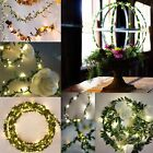 30 LED Fairy Light String Lamp for Wedding Party Xmas Waterproof Warm White