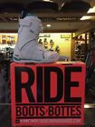 2011/2012 Ride Sage Boot. New in Box