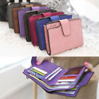 USA Women Wallet Leather Zip Coin Purse Clutch Handbag Small Mini Card Holder