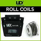 AUTHENTIC UD ROLL COIL WIRE | BRAND NEW | RBA | RDA | 26GA | 30AWG | 32AWG