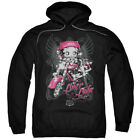 Betty Boop Biker Babe Pullover Hoodies for Men or Kids $37.3 USD