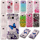 Slim TPU Case Soft Skin Silicone Rubber Cover For Samsung Galaxy Phones S8 S6 S7
