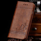 Luxury PU Leather Wallet Flip Holder Phone Cases Cover For iPhone 5s 6s 7 8 Plus