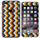 The Wavy Pattern iPhone 5/5C/5S 6/6Plus 6S/6S Plus 7/7Plus Wrap Decal Skin