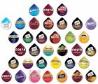 Tassimo Coffee T-discs - Pods Capsules 4 or 8 Cups - 48 Flavours To Select From