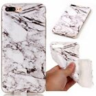 For iPhone 8 +/ 7 / 7 Plus Painted Shockproof Soft TPU Silicone Case Phone Cover