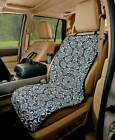 Quilted Vehicle Truck Car Seat Protectors Polyester Pets Travel Water-Resistant