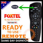 foxtel remote control replacement for foxtel mystar hd paytvs black or silver