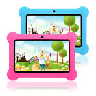 7'' Inch A7 Quad Core Hd Tablet Android 4.4 Dual Camera Wifi For Kids W/ Case