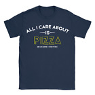 AICAI Pizza Mens T-Shirt Funny Joke Food Pizza Lover Gift Present Top
