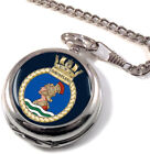 HMS Dauntless Full Hunter Pocket Watch
