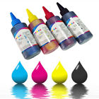 100ml Universal Color Ink Cartridge Refill Kit for HP Canon Brother Printer