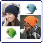 Good Quality Result Beanie Mens Ladies Soft Knitted Oversized Winter Sports Hat