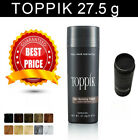 TOPPIK Hair building FIBERS 27.5g (Large) 10 COLOR Variations THICKENER! NEW!!