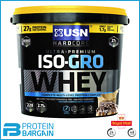 USN Ultra Premium ISO-Gro Whey 4Kg Multi Level Protein Complex BEST PRICE