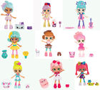 Shopkins Happy Places Single Shoppies Doll Series 3 & 4 NEW