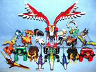 POWER RANGERS WILD FORCE DX MEGAZORD ZORDS PICK ONE  ISIS KONGAZORD PREDAZORD