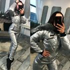 Women Winter Waterproof Ski Snowboard Outdoor Sport Wear Boiler Suit Jumpsuit KP