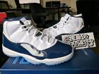 Nike Air Jordan Retro XI 11 Win Like 82 White University Blue UNC 378037-123