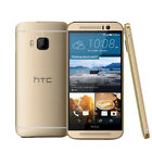 5'' HTC One M9 32GB 4G LTE Android Smartphone Camera 20MP Unlocked 9.6mm 3Colors