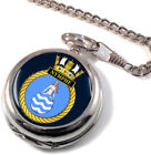 HMS Nymphe Full Hunter Pocket Watch