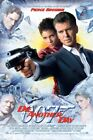 Die Another Day James Bond 007 Movie Poster Iron on Tee T Shirt Transfer £1.95 GBP