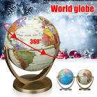 Внешний вид - 360°Rotating Desktop Globes Earth Ocean Globe World Geography Map Decoration Kid
