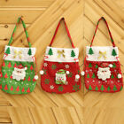 New Xmas Santa Claus Gift Bag Merry Christmas Snowman Party Candy Bag Pouches