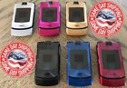 NEW Motorola Razr V3i GSM Unlocked International Mobile V3 Flip Phone USA Seller