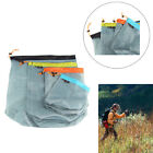 Tavel Camping Hiking Sports Ultralight Mesh Stuff Sack Drawstring Bag Backpack