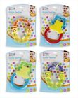 Baby Rattle Water Filled Teether Toy to Soothe Sore Gums BPA FREE HUGE SELECTION