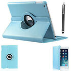 New iPad Cover 360 Rotation Stand Case for iPad 234 Air Mini 9.7 5th Gen 10.5Pro <br/> IPAD CASE + FREE STYLUS &amp; PROTECTOR + FREE EU DELIVERY