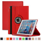 new ipad cover 360 flip shockproof leather case for ipad 2 3 4 air 2 mini 2 3 4