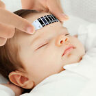 10Pcs Forehead Head Strip Thermometer Fever Body Baby Check Test Temperature