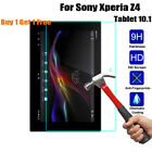 Ultra Slim Tempered Glass Screen Protector For Sony Xperia Z3 Compact Tablet 8.0