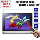 High Quality Tempered Glass Screen Protector For Lenovo Yoga Tablet 2 1050F 10.1