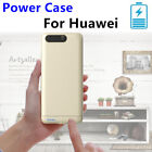 Power Bank Case for Huawei External Battery Backup Charger Metal Bumper Cover