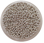CA Microperlen nailart pearls caviar minikugeln naildesign chrome silber rainbow günstig