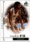 2011-12 SP Authentic Basketball Card Pick includes F/X