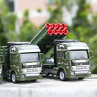 1:48 Alloy Military Series Truck Construction Vehicle Diecast Model Car Toys