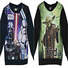 Star Wars Jumper Sweater Top Sweatshirt Boys Character Age 3-10Y Official