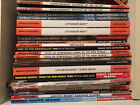 Video Game Strategy Guides Collection Lot Collectors Limited Edition NEW